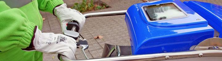 CLD presenta su nuevo carro de limpieza con movilidad 100% eléctrica
