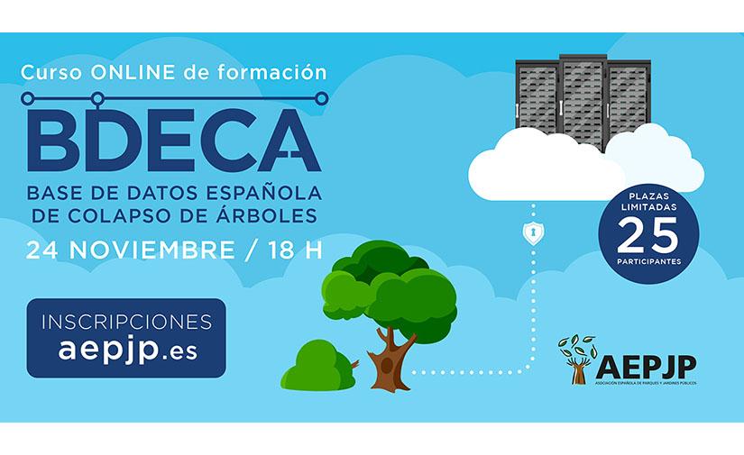 Jornada de formación de BDECA, la herramienta que revolucionará la gestión del arbolado