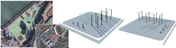 Palma tendrá el primer parque de Calistenia o Street Workout en Son Moix