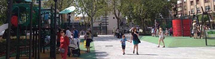 YOR instala en Vitoria el primer parque infantil ecodiseñado con análisis de la huella de carbono