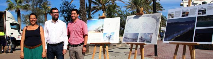 Palma presenta un proyecto de 2,5 millones de euros para mejorar el alumbrado de Playa de Palma