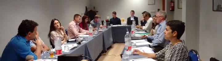 Los socios europeos del proyecto EPC+ se reúnen en Madrid