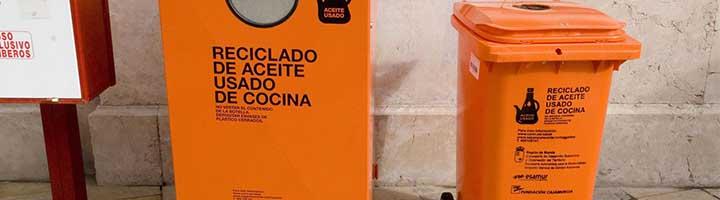 Costa Bergantiñá ensaya la recogida de basura conjunta con el aceite usado