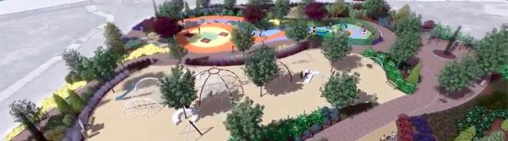 Galapagar contará con un gran parque en la Avenida Víctimas del Terrorismo