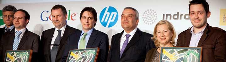 La empresa Apparcar gana los Premios Fundetec 2013 por su sistema de aparcamiento inteligente