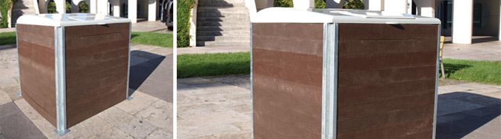 Vermican presenta en Municipalia su nuevo compostador modular comunitario