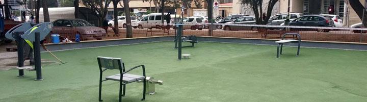 Murcia instalará aparatos de gerontogimnasia en 50 jardines del casco urbano y pedanías