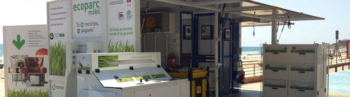 Burjassot solicita a EMTRE un ecoparque móvil para el reciclaje de residuos específicos