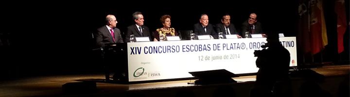 TECMA 2014: entregadas las Escobas de Oro a las ciudades españolas e iberoamericanas más limpias