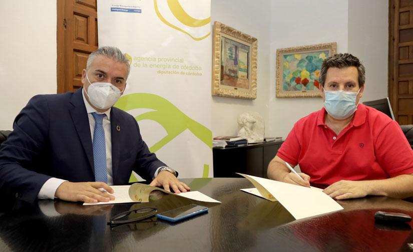 La Agencia Provincial de la Energía realiza el Plan de Movilidad Urbana Sostenible de Peñarroya-Pueblonuevo, Córdoba