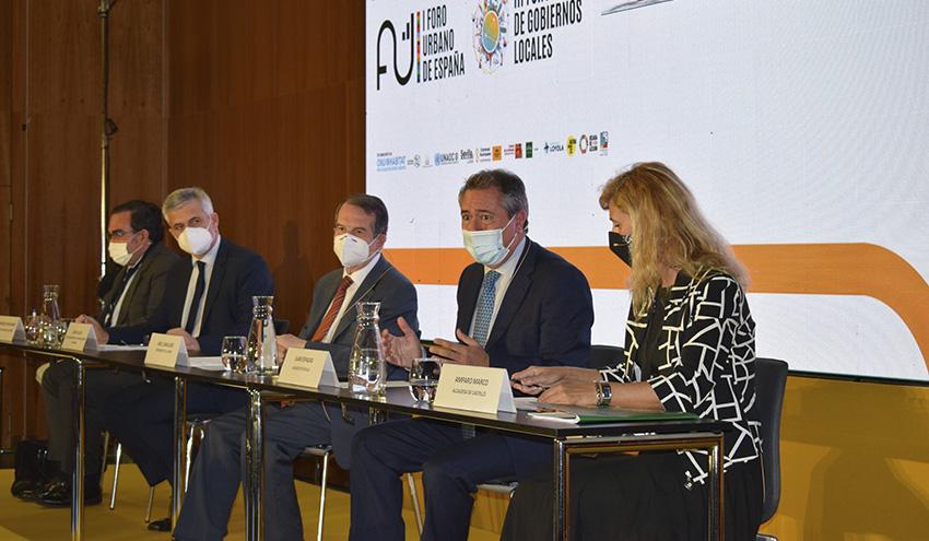 La Agenda Urbana Española no será posible sin la participación y el compromiso de los Gobiernos Locales
