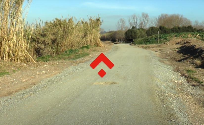 El AMB da por terminado el camino del río en Molins de Rei