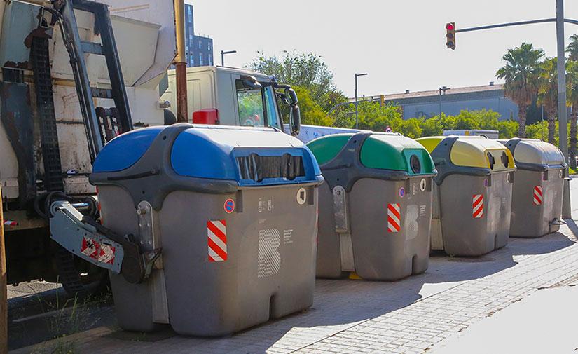 La apuesta por modelos individualizados aumenta las tasas de recogida de residuos en la metrópolis de Barcelona