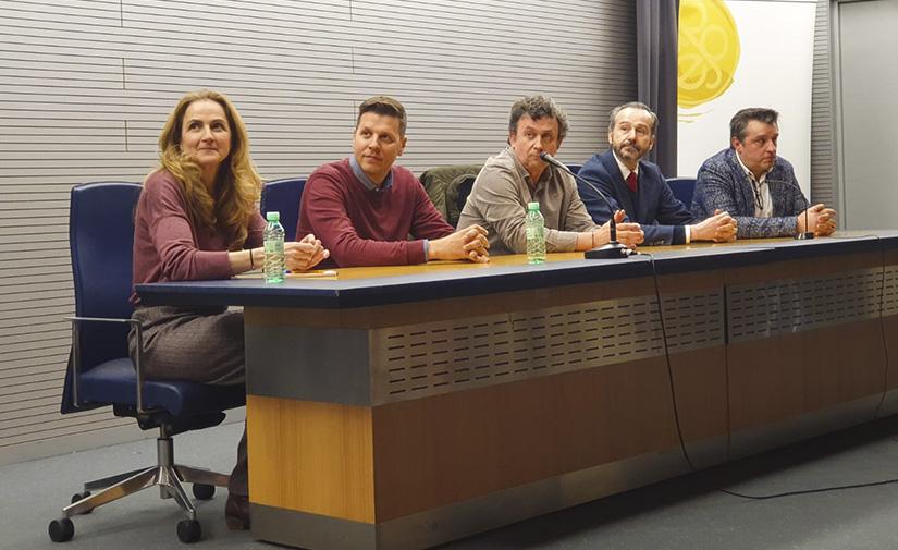 La BDECA centra el debate en la jornada de evaluación de Riesgo de arbolado en León