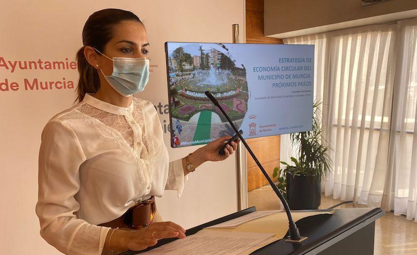 La ciudad de Murcia contará antes de final de año con su propia estrategia en economía circular