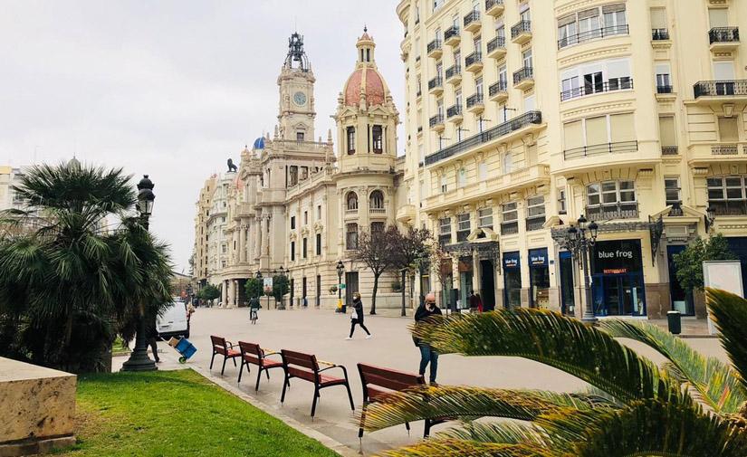 La ciudad de Valencia incorpora más de 230 nuevos bancos durante 2021