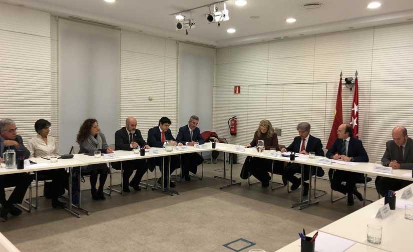 La Comunidad de Madrid y las universidades públicas crearán planes de movilidad sostenible
