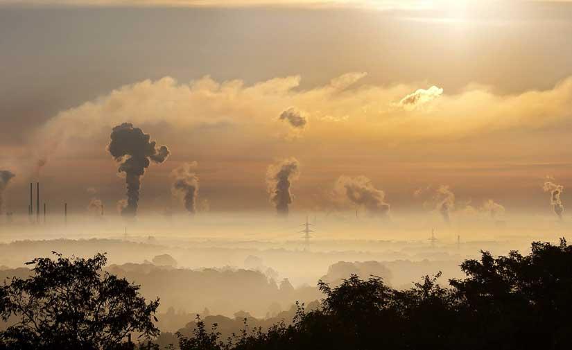 La contaminación atmosférica acorta nuestra esperanza de vida
