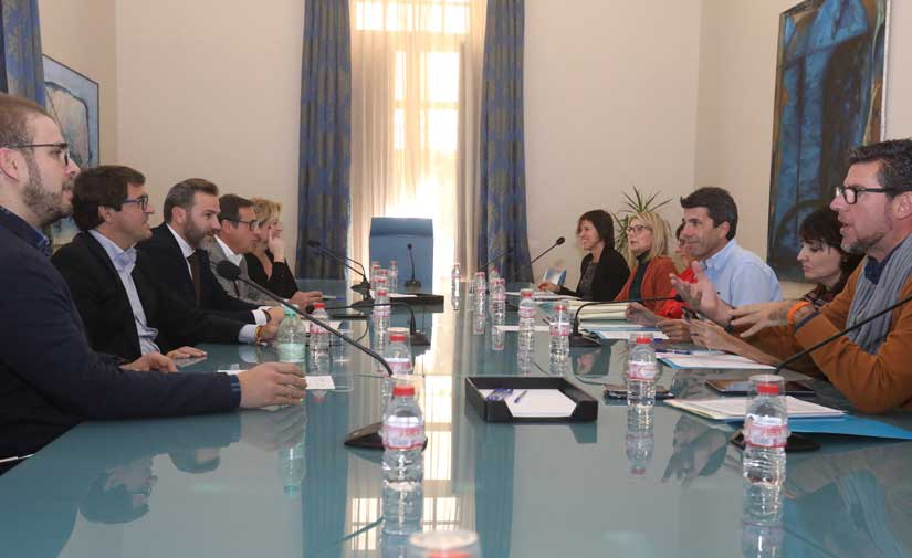 La Diputación de Alicante impulsa un Fondo de Inversión Sostenible dotado con 40 millones de euros