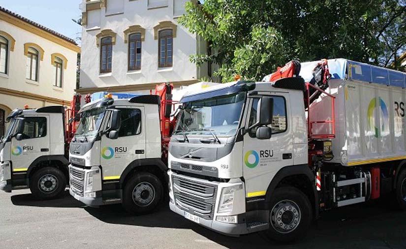 La Diputación de Málaga recogerá en marzo casi 20.000 toneladas de residuos en los 91 municipios que gestiona