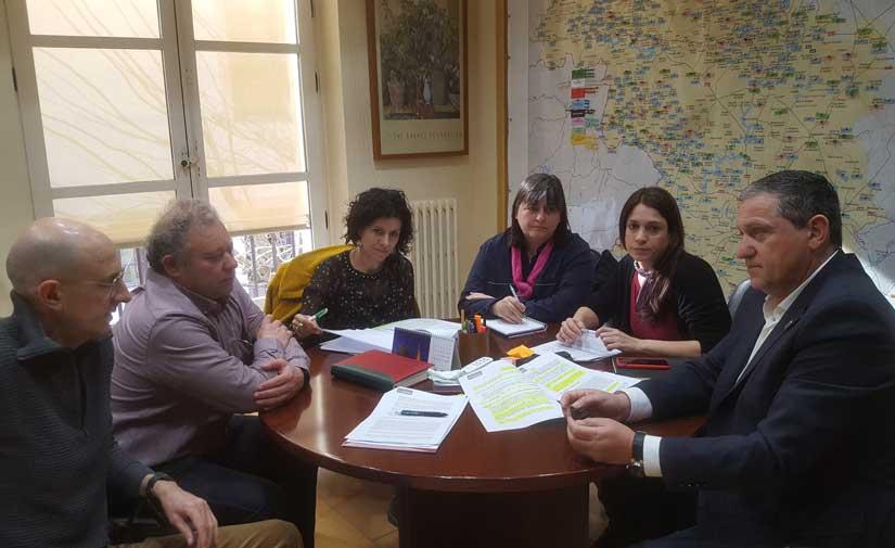 La Diputación de Zamora destinará 80.000 euros para la recogida de residuos plásticos de explotaciones agrícolas y ganaderas