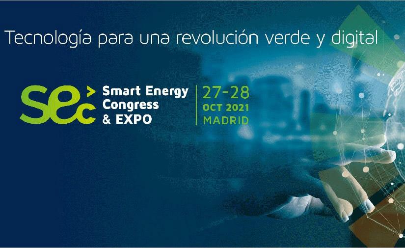 La eficiencia energética y la sostenibilidad de la Industria, a debate en el Smart Energy Congress 2021