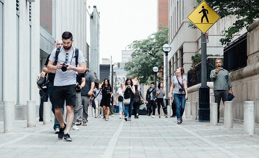 La Generalitat de Catalunya edita una guía de planificación del entorno urbano para mejorar la movilidad de peatones