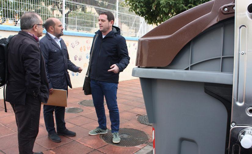 La implantación de la orgánica en Castellón amplía en 1,6 millones de euros el servicio de recogida selectiva