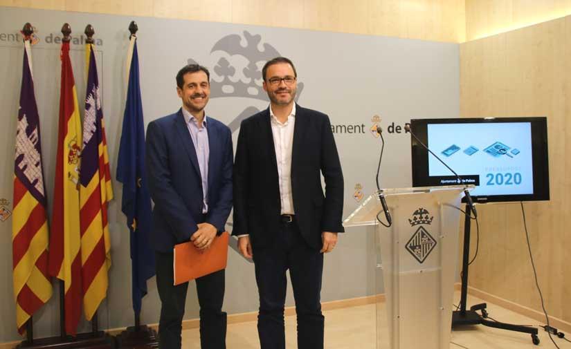 La Junta de Gobierno de Palma aprueba el presupuesto de 2020