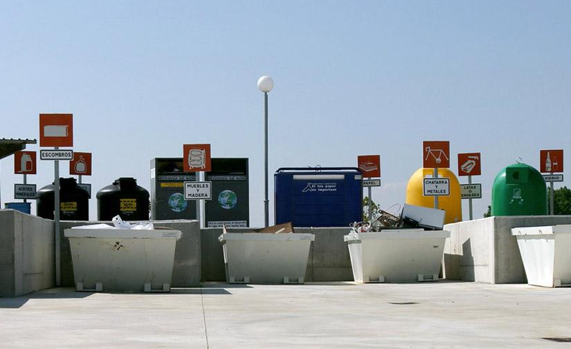 La nueva red de ecoparques de Alicante permitirá triplicar la recogida de residuos