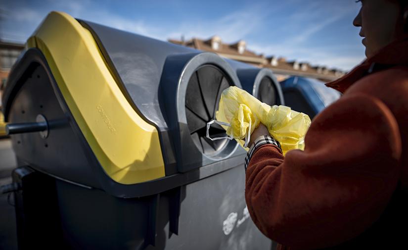 La pandemia no frena el reciclaje de envases: creció un 8,5% durante 2020