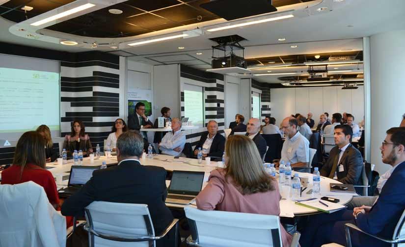La Plataforma enerTIC impulsa con éxito la creación de nuevos Comités de Expertos