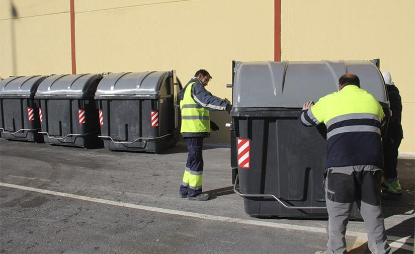 La provincia de Granada cuenta con un canal de gestión diferenciado para la recogida de residuos con Covid-19