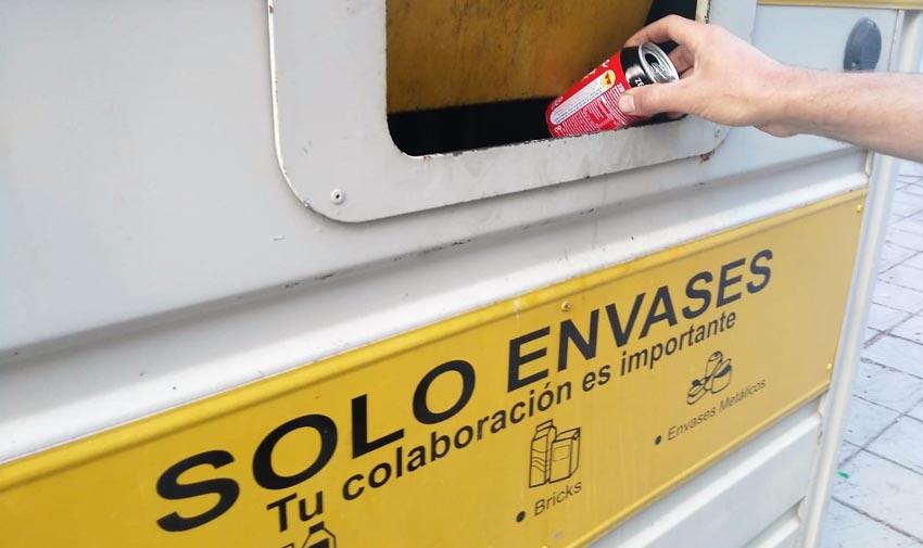 La recogida separada de residuos en La Palma frenó su trayectoria ascendente en 2020