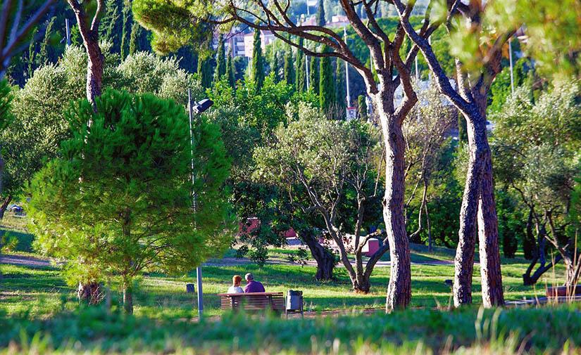 La red de parques del área metropolitana de Barcelona crecerá en 2020