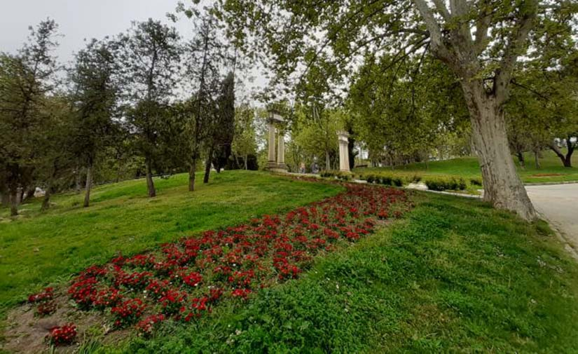 La renovación del parque de San Isidro dará esplendor a la pradera madrileña