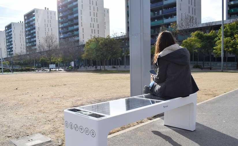 La transición ecológica también llega a los parques