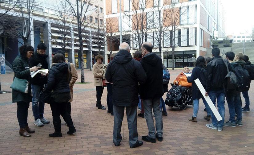 La UPC y el Ayuntamiento de Terrassa organizan la primera 'Mapathon' de la ciudad