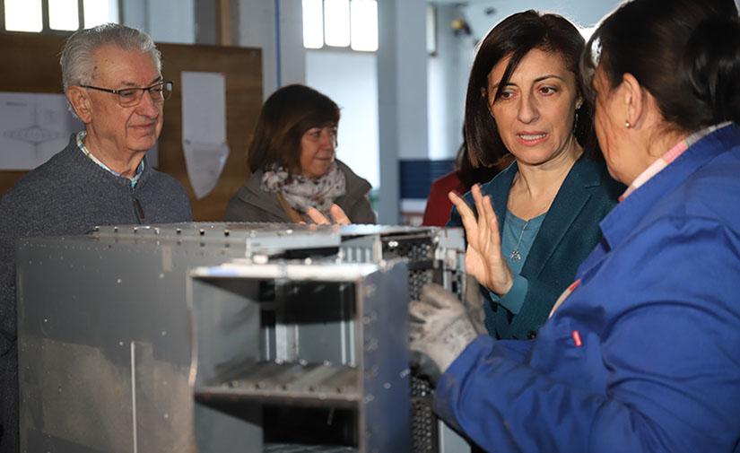 La Xunta facilitará financiación a los ayuntamiento para impulsar la red de preparación para la reutilización y reparación