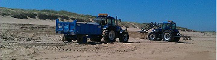 MARE recogió 1.145 toneladas de residuos en 26 playas de Cantabria, durante la campaña de primavera y verano