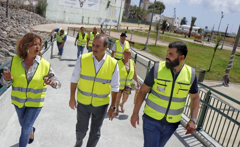 Las Palmas de Gran Canaria contará en las próximas semanas con un nuevo parque de 11.000 metros cuadrados