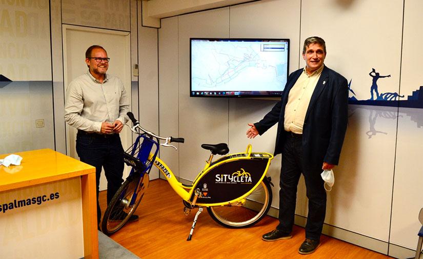 Las Palmas de Gran Canaria tendrá 14 nuevos kilómetros de carril bici en la capital