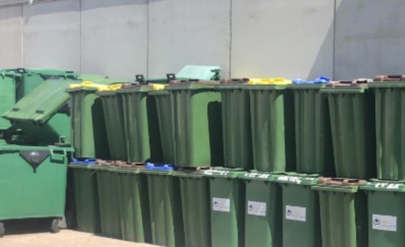 Las prisiones de Brians 2 y Lledoners comienzan una prueba piloto para reciclar más de mil toneladas de residuos