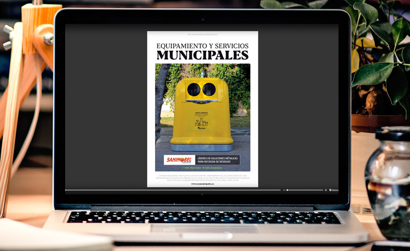 Lee ya la edición digital de Equipamiento y Servicios Municipales 189