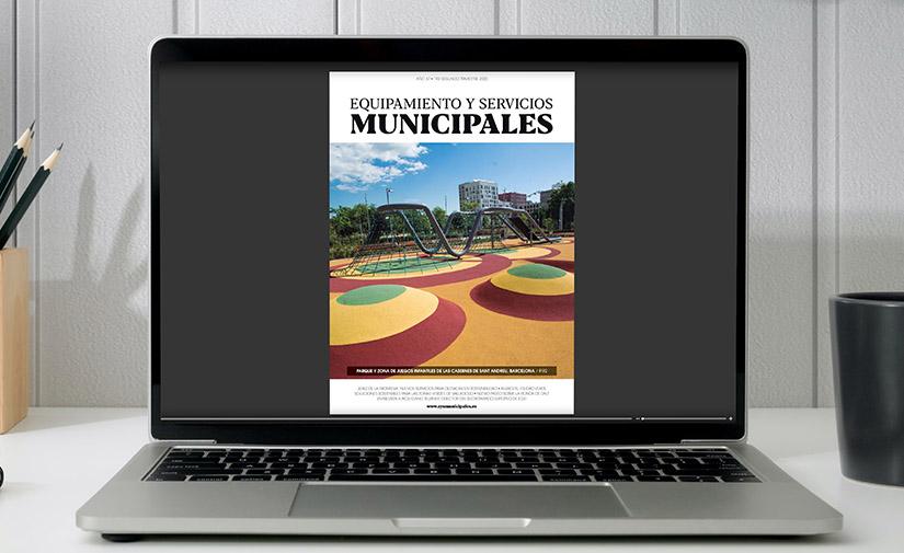 Lee ya la edición digital de Equipamiento y Servicios Municipales 192