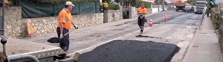 Santander licita el nuevo contrato de mantenimiento de viales y aceras por 2,2 millones anuales