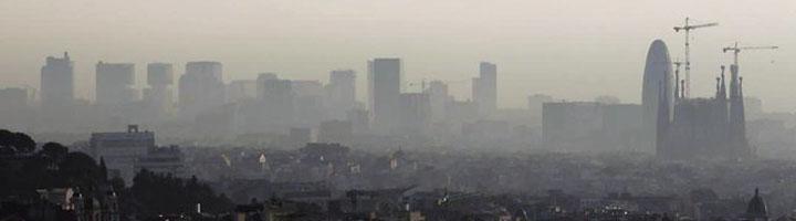 El AMB da luz verde a las medidas para combatir la contaminación atmosférica de Barcelona