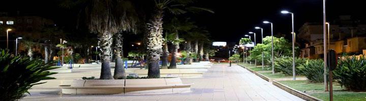 Málaga implantará nuevas instalaciones de alumbrado eficiente en varios distritos de la ciudad