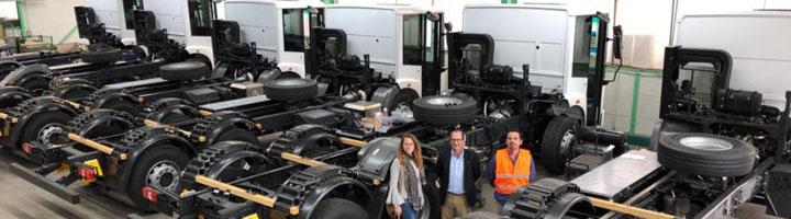 Sadeco incorporará 18 nuevos camiones con los últimos avances en materia de seguridad