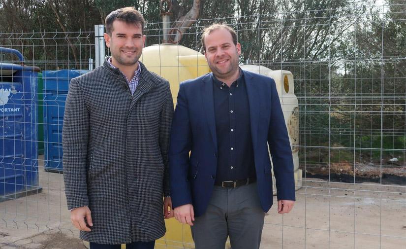Llucmajor habilita cuatro nuevas áreas de deposito de residuos